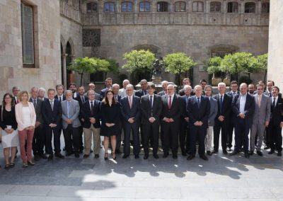 FEMAC participates in the 25th anniversary of the Cluster Policy in Catalonia