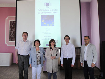 The FEMAC participates in the workshop of the TAIEX program in Minsk