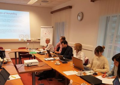 TRACE-KEI 2nd Joint Study visit and 2nd Training Programme were held in Budapest-February 2018