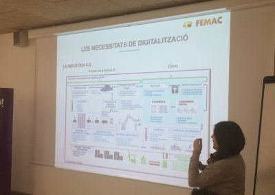 FEMAC Organizes a WORKSHOP on DIGITIZATION – March 2018