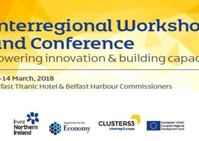 CLUSTER S3, Interregional Workshop and Cluster Conference-Marzo de 2018